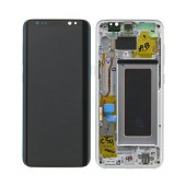 Original LCD & Digitizer Samsung SM-G950F Galaxy S8 Blue GH97-20457D