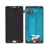 LCD & Digitizer for Samsung SM-A510F Galaxy A5 (2016) Black with Frame OEM Type A