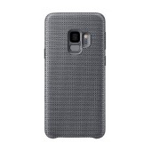 Case Faceplate Samsung Hyperknit Cover EF-GG960FJEGWW for SM-G960 Galaxy S9 Gray
