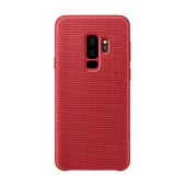 Case Faceplate Samsung Hyperknit Cover EF-GG965FREGWW for SM-G965 Galaxy S9+ Red