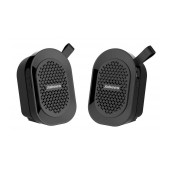 Outdoor Proof Wireless Speaker Bluetooth Jabees beatBOX Mini TWS 2 x 3W IPX4 Black with Speakerphone and Audio-in