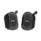 Outdoor Proof Wireless Speaker Bluetooth Jabees beatBOX Mini TWS 2 x 3W IPX4 Black with Speakerphone and Audio-in