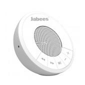 Wireless Speaker Bluetooth Jabees Hemisphere 3W White with Speakerphone and Audio-in