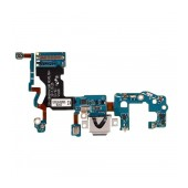 Flex Cable Samsung SM-G960F Galaxy S9 with Charging Connector, USB Type-C and Microphone Original GH97-21684A