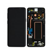 Original LCD & Digitizer Samsung SM-G960F Galaxy S9 Black GH97-21696A