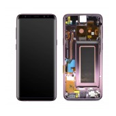 Original LCD & Digitizer Samsung SM-G960F Galaxy S9 Purple, Lilac GH97-21696B