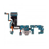 Flex Cable Samsung SM-G965F Galaxy S9+ with Charging Connector, USB-C and Microphone Original GH97-21682A