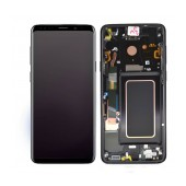 Original LCD & Digitizer Samsung SM-G965F Galaxy S9+ Black GH97-21691A
