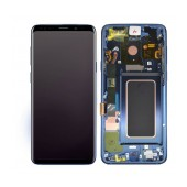 Original LCD & Digitizer Samsung SM-G965F Galaxy S9+ Blue GH97-21691D