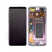 Original LCD & Digitizer Samsung SM-G965F Galaxy S9+ Lilac/Purple GH97-21691B