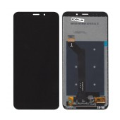 LCD & Digitizer Xiaomi Redmi 5 Plus Black (Dimension:155mm)