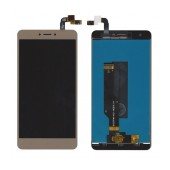 LCD & Digitizer Xiaomi Redmi Note 4 (Snapdragon) / Note 4X Gold (Dimension:148mm)