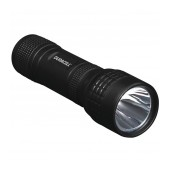 Duracell Voyager Black Flashlight 1 Led EASY-3 / 60 Lumens/Distance 25m