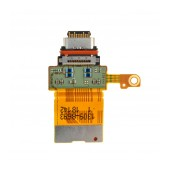 Flex Cable Sony Xperia XZ2 Compact H8314 with Charging Connector, USB Type-C Original 1309-8693
