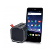 Wireless Speaker Bluetooth Maxton Erebus MX 5W Grey with Speakerphone, Audio-in, MicroSD, Phone Holder