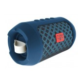 Wireless Speaker Bluetooth Maxton Masaya MX116 3W Blue with Speakerphone, Audio-in, MicroSD and FM Radio