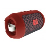 Wireless Speaker Bluetooth Maxton Masaya MX116 3W Red with Speakerphone, Audio-in, MicroSD and FM Radio