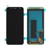Original LCD & Digitizer Samsung SM-J600F Galaxy J6 (2018) with Tape Black GH97-21931A; GH97-22048A