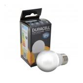 LED Lamp Duracell E27 6W 470 Lumen 2700K