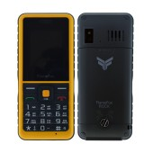 FlameFox Rock (Dual Sim) IP67 with, Camera Bluetooth, FM Radio, Led Torch