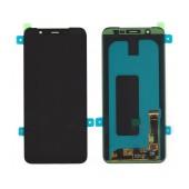 Original LCD & Digitizer Samsung SM-A605F Galaxy A6+ (2018) Black GH97-21878A, GH97-21907A