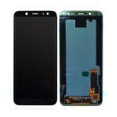 Original LCD & Digitizer Samsung SM-A600F Galaxy A6 (2018) Black GH97-21897A; GH97-21898A