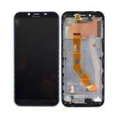 Original LCD & Digitizer Hisense F17 Pro Blue with Frame
