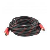 Data Rugged Cable Jasper HDMI 1.4 A Male To A Male Gold Plated Copper 5m Black