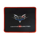 Waterproof Gaming Mousepad Blusmurfs Rubber Black - Red (22 x 18 cm)