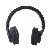 Bluetooth Headphones Stereo Komc B101 Black with Mic for Mobile Phones, Portable Devices and Audio Systems