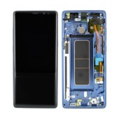 Original LCD & Digitizer Samsung SM-N950F Galaxy Note 8 Blue GH97-21065B