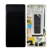 Original LCD & Digitizer Samsung SM-N950F Galaxy Note 8 Gold GH97-21065D; GH97-21066D