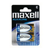 Battery Alkaline Maxell LR14 size C Pcs. 2