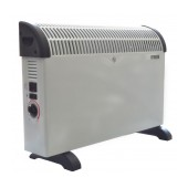 Convector N'OVEEN CH-5000 2000W. Choice of Warm or Cold Air. White