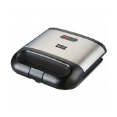 Toaster N'OVEEN SM-450 800W INOX with Non-stick Teflon Coating