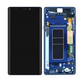 Original LCD & Digitizer Samsung SM-N960F Galaxy Note 9 Blue GH97-22269B