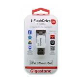 Gigastone USB 3.0 i-FlashDrive IF-6600 128GB OTG MFI for iPhone & iPad & iPod