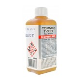 Liquid Flux TermoPasty Topnik TK83 with Alcohol 100ml with Brush Suitable for Electronic Circuits