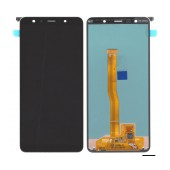 Original LCD & Digitizer Samsung SM-A750F Galaxy A7 (2018) Black GH96-12078A