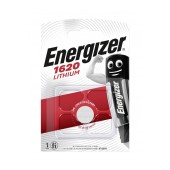 Buttoncell Lithium Electronics Energizer CR1620 Pcs. 1
