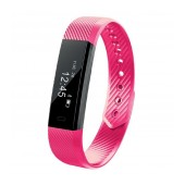 Maxcom Smartband FitGo FW10 Active IP55 Pink Silicon Band