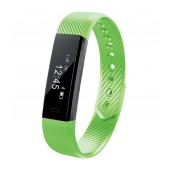 Maxcom Smartband FitGo FW10 Active IP55 Green Silicon Band