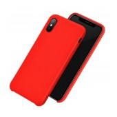Case Hoco Pure Series Protective for Apple iPhone X / XS Red