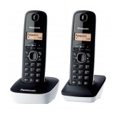 Dect/Gap Panasonic KX-TG1612JTW Black - White