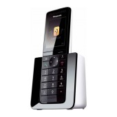 Dect/Gap Panasonic KX-PRS110JTW Diamond Black-White TFT Colour Display 2.2