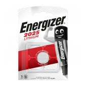 Buttoncell Lithium Energizer CR2025 Pcs. 1