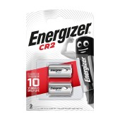 Battery Lithium Energizer CR2 3V Pcs. 2