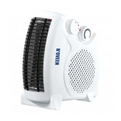 Fan Heater N'OVEEN FH-06 2000W. Option for Cold Air Flow. Vertical or Hhorizontal Position White