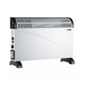Convector N'OVEEN CH-6000 2000W. Choice of Warm or Cold Air. It can be Mounted on the Wall. White