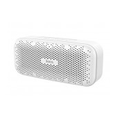 Wireless Speaker Bluetooth Hoco BS23 White with Dual Bass 2*5W, Micro USB, T-Flash Card and AUX Input
